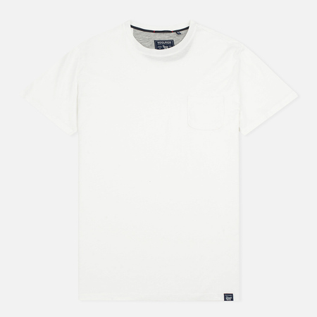 Woolrich Pocket Slim Men's T-shirt Navy