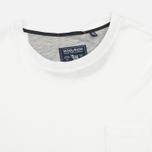 Мужская футболка Woolrich Pocket Slim White фото- 2