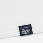 Мужская футболка Woolrich Pocket Slim White фото- 3