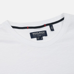 Мужская футболка Woolrich Printed Pocket Optic White фото- 1