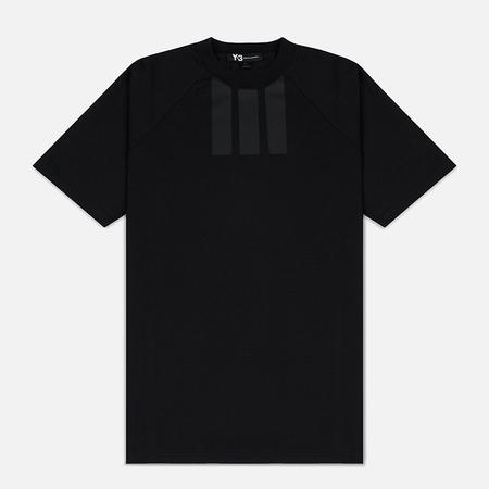 Мужская футболка Y-3 3-Stripes Black