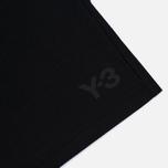 Мужская футболка Y-3 3-Stripes Black фото- 3
