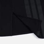 Мужская футболка Y-3 3-Stripes Black фото- 4