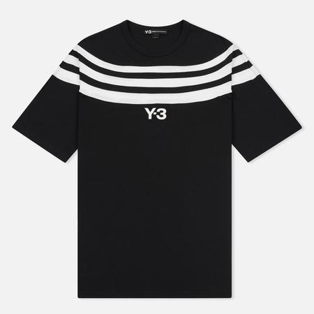 Мужская футболка Y-3 3-Stripes Black/White