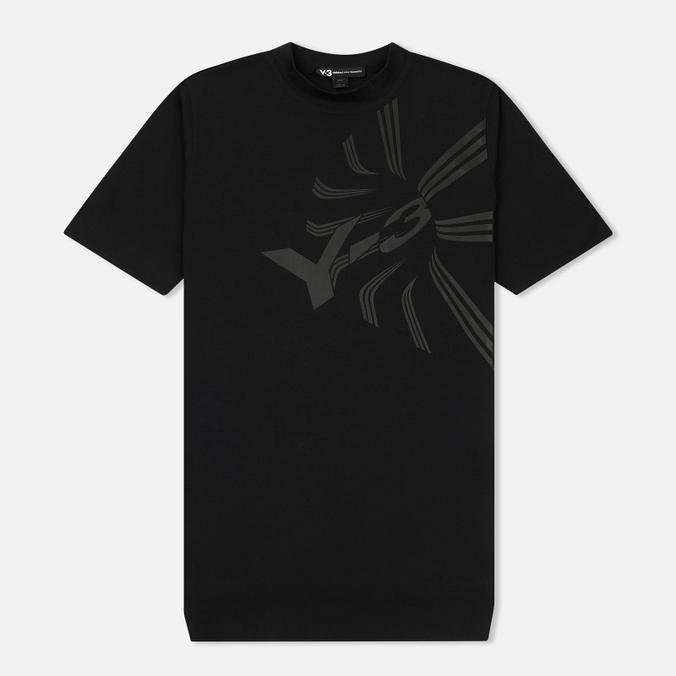 Мужская футболка Y-3 Black Galaxy SS Black