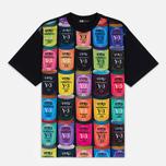 Мужская футболка Y-3 Can 2 Black фото- 0