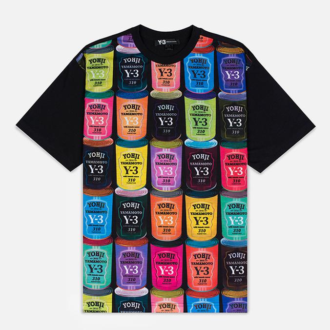 Мужская футболка Y-3 Can 2 Black