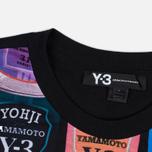 Мужская футболка Y-3 Can 2 Black фото- 1