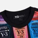 Мужская футболка Y-3 Can 2 Black фото- 2