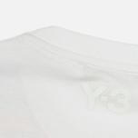 Мужская футболка Y-3 Can 3 White фото- 4