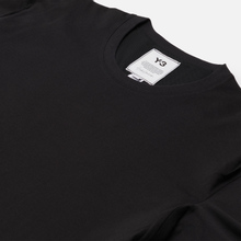 Мужская футболка Y-3 Classic Back Logo Y-3 Black фото- 1