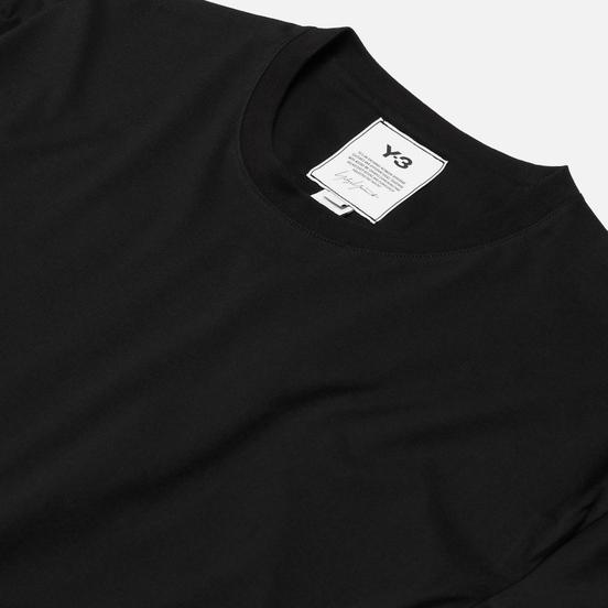 Мужская футболка Y-3 Classic Back Logo Y-3 Black