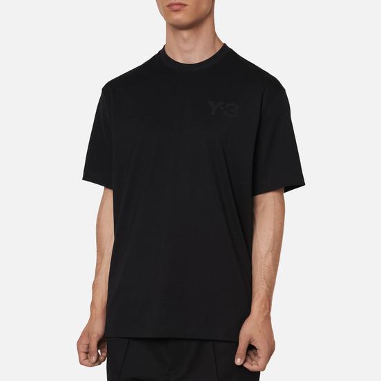 Мужская футболка Y-3 Classic Chest Logo Y-3 Black