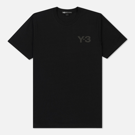 Мужская футболка Y-3 Classic Front Logo Black