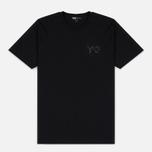 Мужская футболка Y-3 Classic Logo Black фото- 0