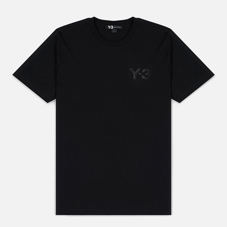 Мужская футболка Y-3 Classic Logo Black