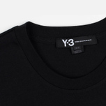 Мужская футболка Y-3 Classic Logo Black фото- 1