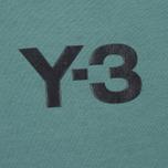 Мужская футболка Y-3 Classic Logo Round Neck Vapour Steel фото- 2