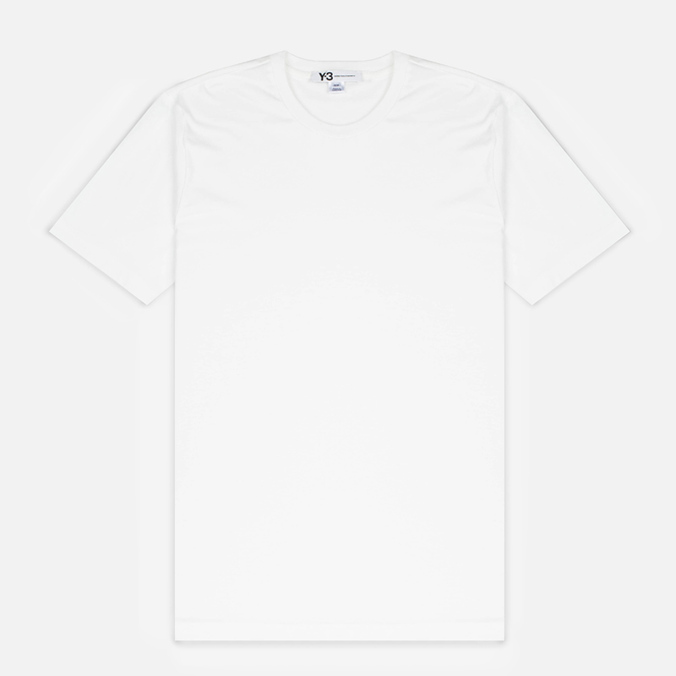 Мужская футболка Y-3 Classic Logo White