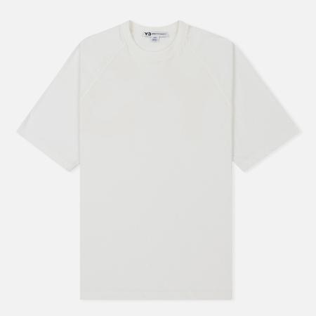 Мужская футболка Y-3 Classic SS LB Core White