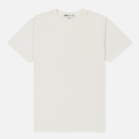 Мужская футболка Y-3 Classic SS LF Core White