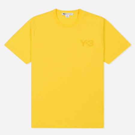 Мужская футболка Y-3 Classic SS LF Yellow