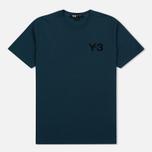 Мужская футболка Y-3 M Classic Logo Midnight фото- 0