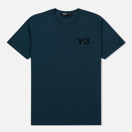 Y-3 M Classic Logo Men's T-Shirt Midnight