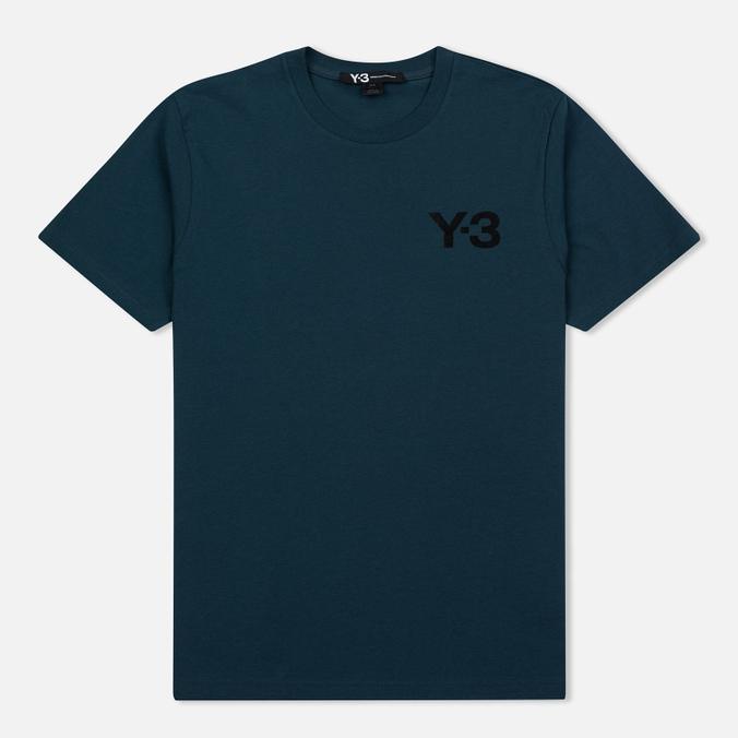 Мужская футболка Y-3 M Classic Logo Midnight