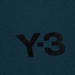 Мужская футболка Y-3 M Classic Logo Midnight фото- 2