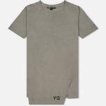 Мужская футболка Y-3 Planet Grey фото- 0