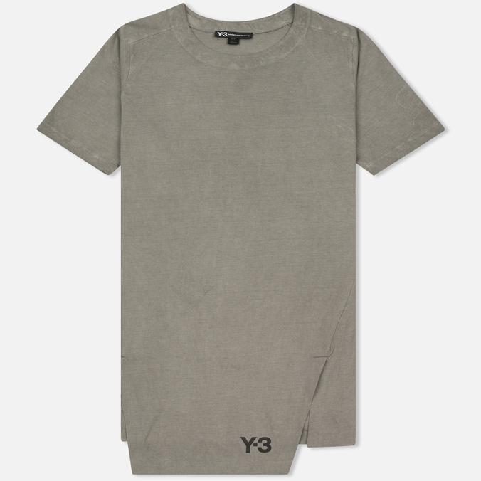 Мужская футболка Y-3 Planet Grey