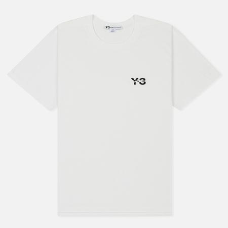 Мужская футболка Y-3 Signature Core White