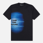 Мужская футболка Y-3 TV Future Black фото- 0