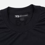 Мужская футболка Y-3 TV Future Black фото- 1