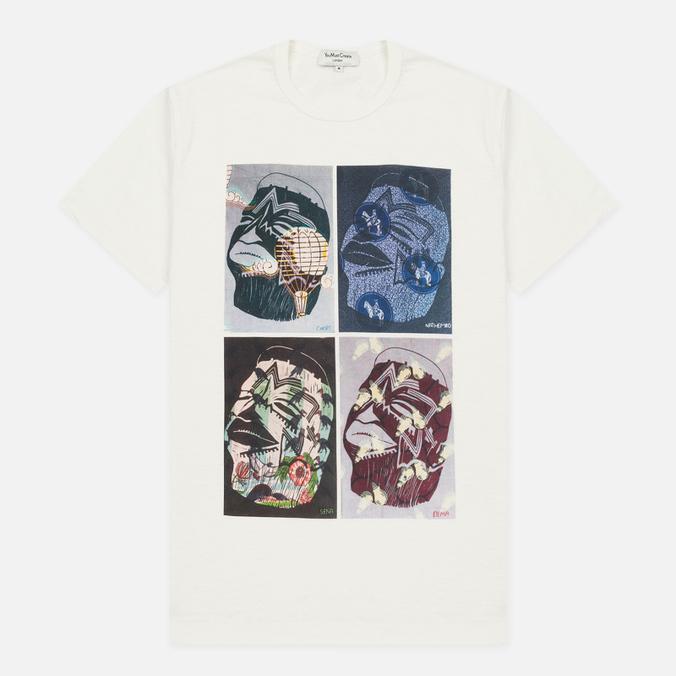 Мужская футболка YMC Ann Gollifer 1 Multi