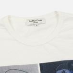 Мужская футболка YMC Ann Gollifer 1 Multi фото- 1