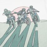 Мужская футболка YMC Bike Shadow White фото- 2