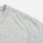 Мужская футболка YMC Classic Pocket Grey фото- 3