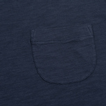 Мужская футболка YMC Classic Pocket Navy фото- 2