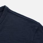 Мужская футболка YMC Classic Pocket Navy фото- 3