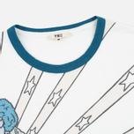 Мужская футболка YMC Fro Girl White фото- 1