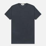 Мужская футболка YMC Television Raglan Navy фото- 0