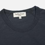 Мужская футболка YMC Television Raglan Navy фото- 1