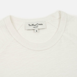 Мужская футболка YMC Television Raglan White фото- 1