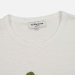 Мужская футболка YMC Hamsa Psych White фото- 1