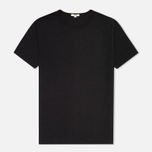 YMC Pocket Men's T-shirt Black photo- 0