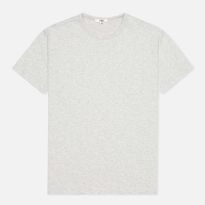 Мужская футболка YMC Pocket Grey