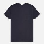 Мужская футболка YMC Pocket Navy фото- 0
