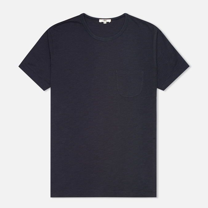 Мужская футболка YMC Pocket Navy